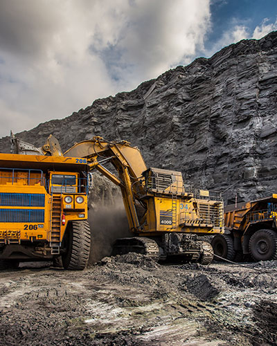 Construction Machinery, Mining & Agriculture
