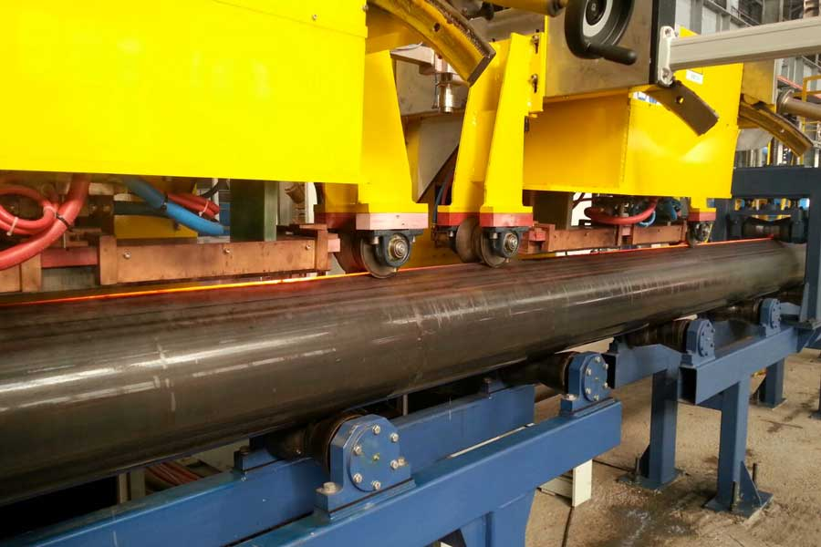 In-line Seam Annealing Systems