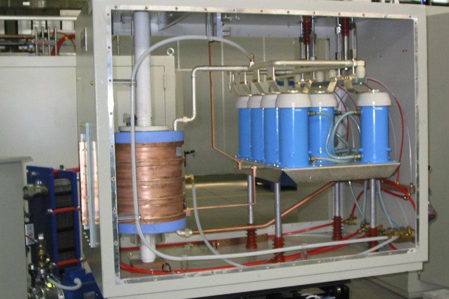 Vacuum Tube Welders – Variable Frequency