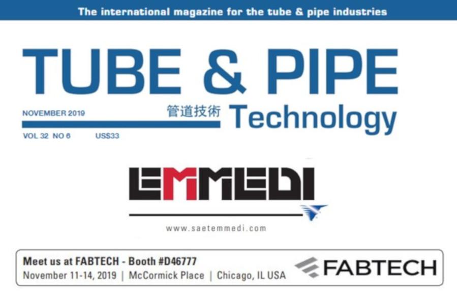 Tube & Pipe Technology November issue