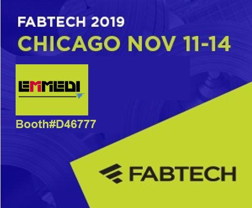 Fabtech Show – Chicago, US