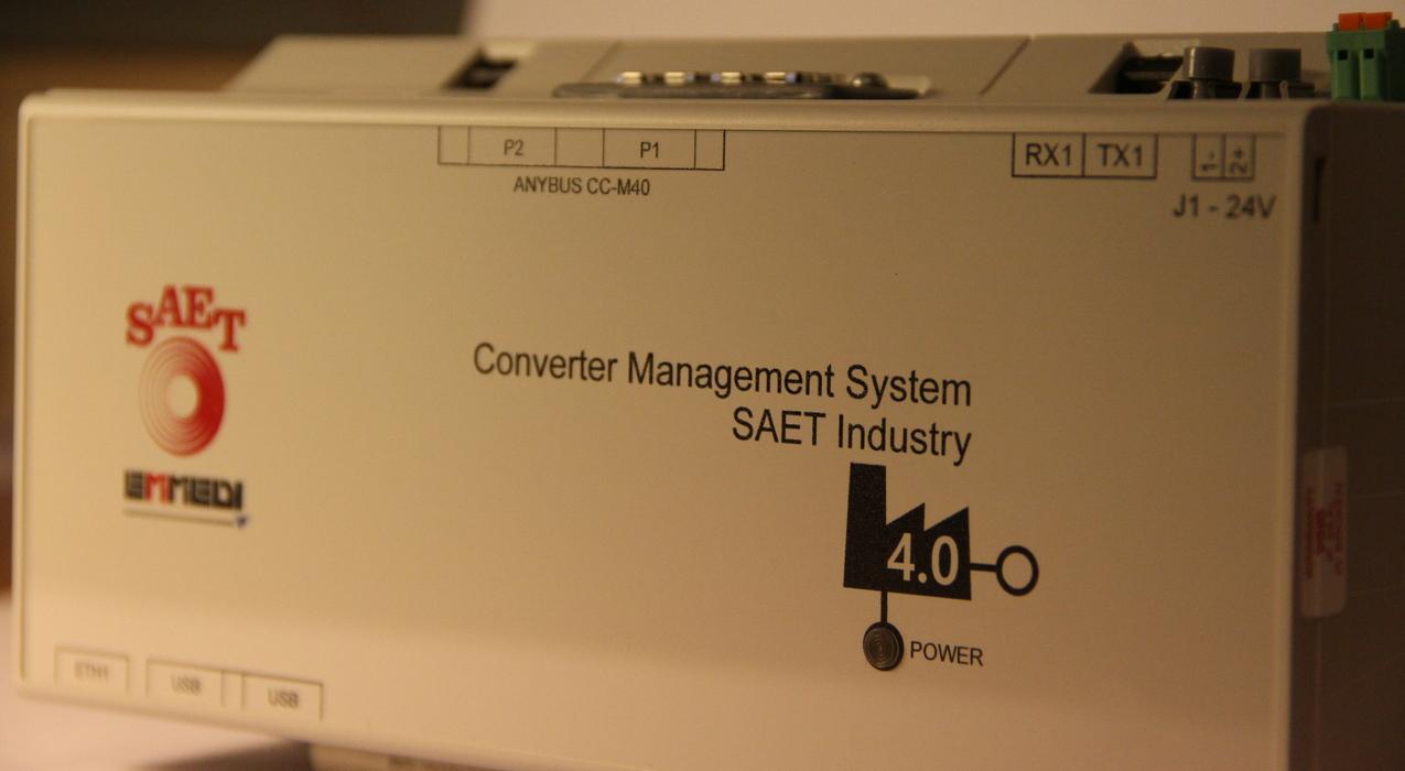 CMS - Converter Management System